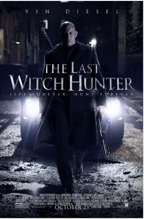 The Last Witch Hunter by Vin Diesel