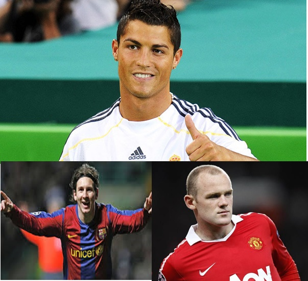 World's Highest Paid Footballers in 2015