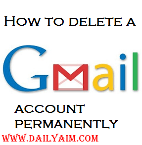 Steps to Deactivate Gmail Account Permanently