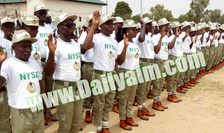 2O16 NYSC Batch B Call-up Letter Printing