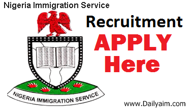 How to Apply for Nigeria Immigration Service