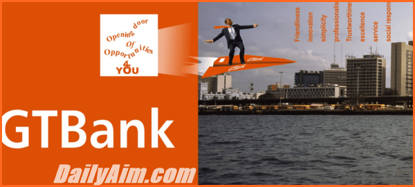 How To Open GTBank Online Account