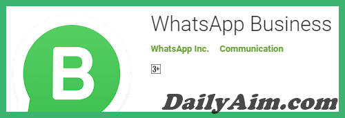Download WhatsApp Business App | www.whatsapp.com