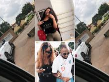 Davido Touchdown Babcock University To See Chioma Assurance Showing Love