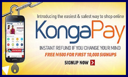 KongaPay Registration