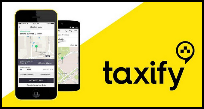 Taxify Registration