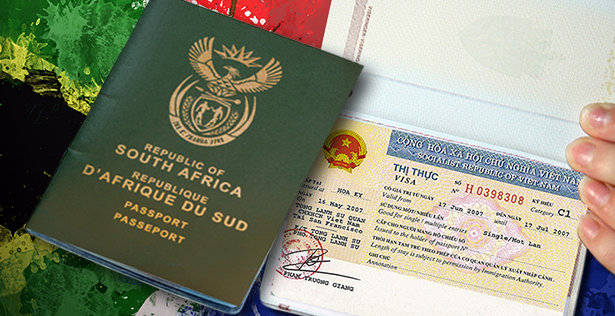 South African Visa Registration