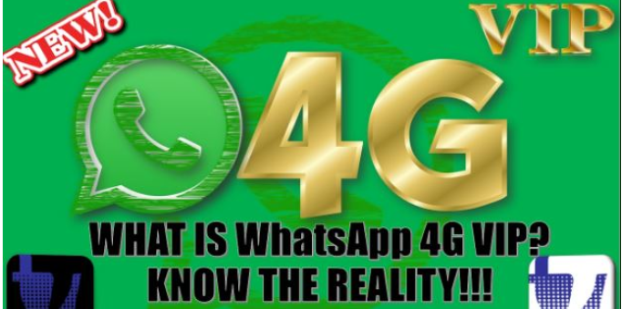 Download New Whatsapp 4G VIP Apk for Free