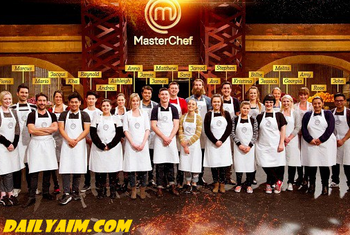 Masterchef Australia Registration & Auditions
