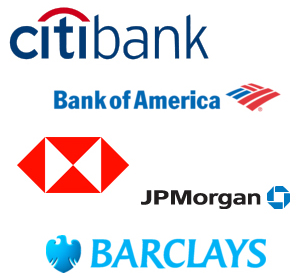 List Of International Banks In American
