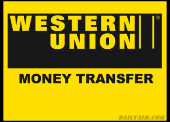Western Union Account Registration