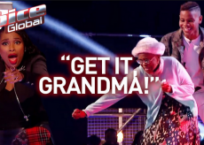 16-Year-Old and grandmother steal the show in The Voice