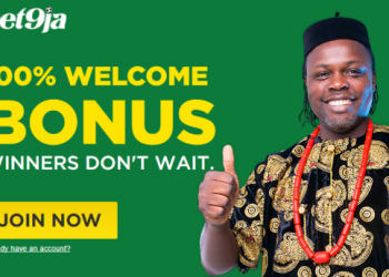 Register Bet9ja.com