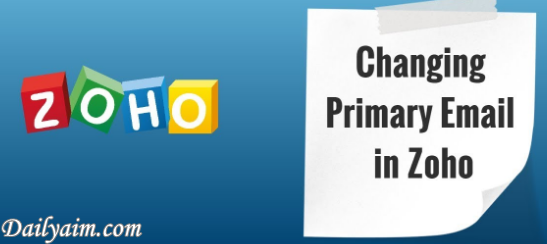 Change Primary Email