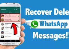 Deleted Whatsapp Images