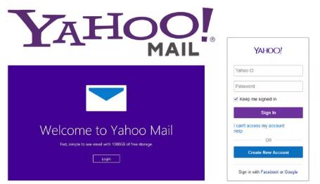 Create New Yahoo Mail Account - Yahoo Mail Login