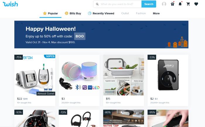 Wish.com Shop Registration – Sign Up Wish Shopping Account