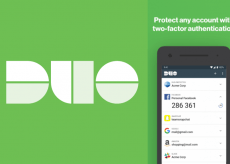 Duo Mobile Authentication App image