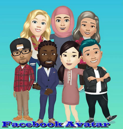 Facebook Avatar | How to Make Your Own Facebook Avatar Emoji