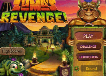 Zuma Revenge Game Download Image