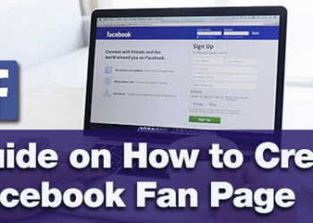 Make a Fan Page On Facebook