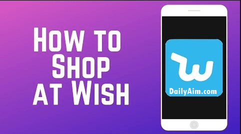 Wish Online Shopping – Sign Up New Account | Login | Download App