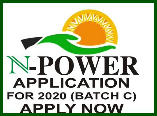www.npower.gov.ng 2020 Recruitment – Npower Login Registration Portal