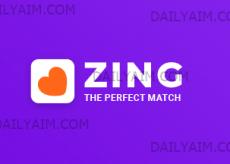 Zing Dating App