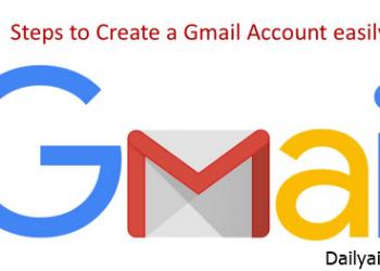New Gmail Account Create