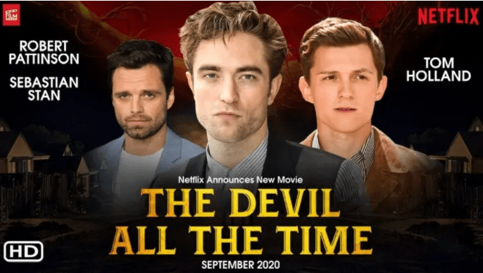 The Devil All the Time Full Movie Download | Netflix Movies