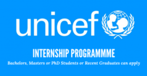 UNICEF Internship