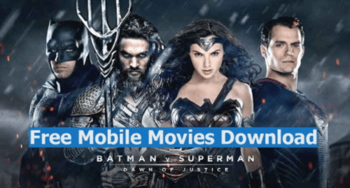 Free Mobile Movies Download