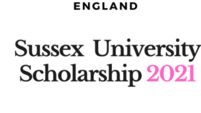 Sussex University Scholarship