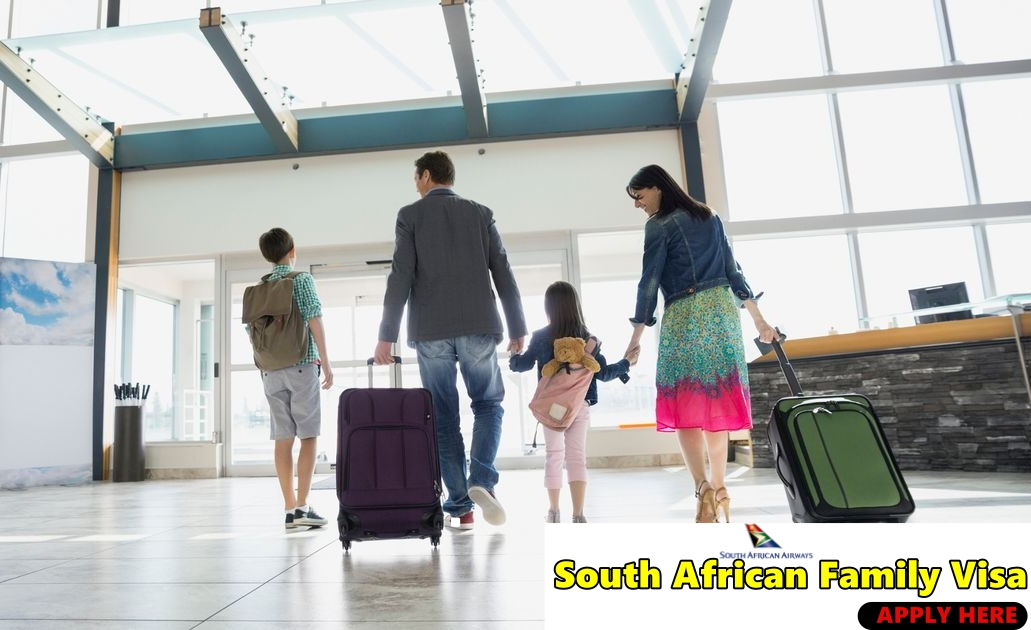 Get And Apply For South African Sponsorship Family Visa