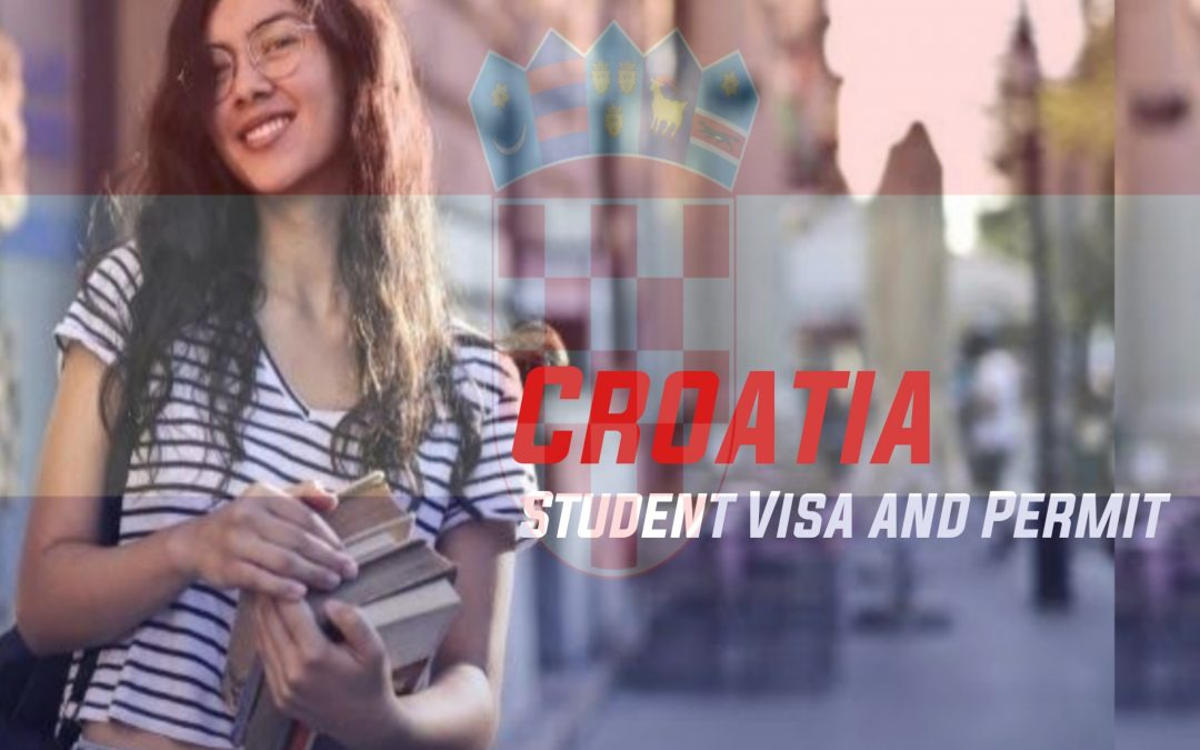 Steps To Apply For Croatia Student Visa And Permit