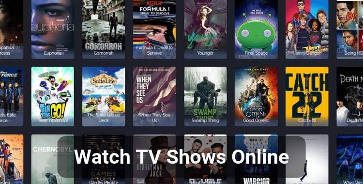 TV Shows Online: Top Free To Watch Series Website TV Shows