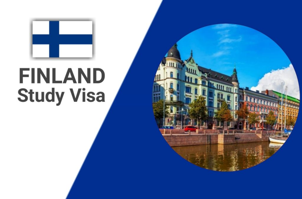 Finland Study Visa and Residence Permit Online and Paper Application Steps