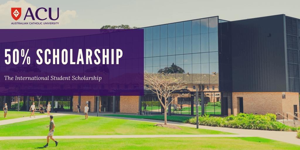 Australian Catholic University (ACU) Scholarships For International Students