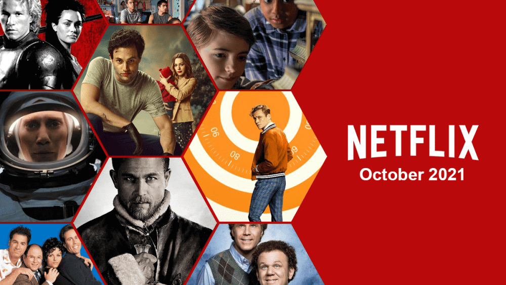 New Movies and TV Shows to Watch in October